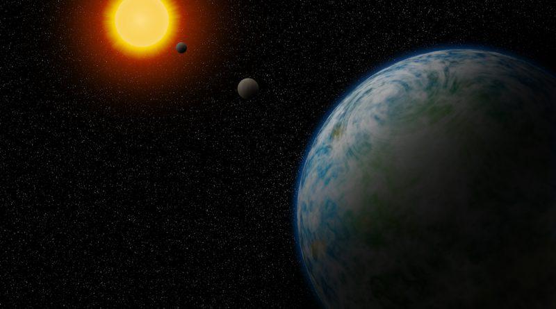 Astrónomos descubren dos exoplanetas similares a la Tierra en sistemas cercanos al Sol