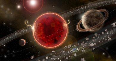 Detectan señales de un posible segundo planeta orbitando a la estrella Próxima Centauri